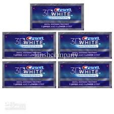 CREST3D WHITE PROFESSIONAL EFFECTS TEETH WHITENING 10/20/30 STRIPS OR SEALED BOX