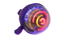 FANTASTIC PRESENT FOR  KIDDIES BIKE LED LIGHT UP BELL EXCLUSIVE BICYCLE BELL