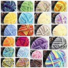 SALE 1 Skeins X50g Soft Warm COTTON Hand-woven baby Worsted Knitting New Yarn I