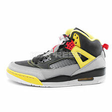 Nike Jordan Spizike [315371-050] Basketball Spike LEE Black/Red-Silver-Yellow