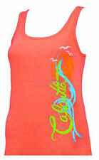 Calcutta Ladies Tank Top w/Vertical Wave A164899AORG