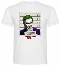 CAMISETA 050 THE BIG BANG THEORY SHELDON JOKER DIVERTIDAS FUNNY T-SHIRT SIL