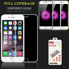 Full Coverage 0.26mm Tempered Glass Screen Protector For iPhone 6/iphone 6 Plus
