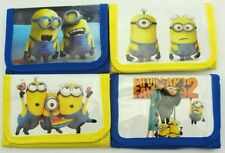 Lots Despicable Me Children Cartoon Coin Wallets Purses Wholesale Gift
