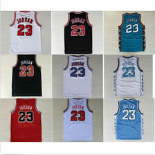 Michael Jordan Basketball Jersey High Quality Embroidery Stitched Retro shirt