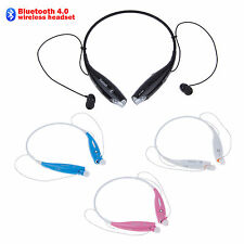 Wireless Bluetooth Auriculare Headset Neckband Earphone Headphone for iPhone HTC