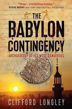 NEW The Babylon Contingency by Clifford Longley BOOK (Paperback) Free P&H