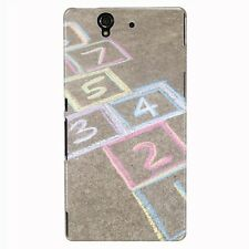 Games Hard back skins for Sony Xperia Z mobile Phone Case