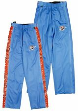 Zipway NBA Youth Oklahoma City Thunder Paisley Tear-Away Track Pants, Blue