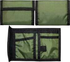OD Green Army Marine Tactical Military Tri-Fold Nylon Commando Wallet 10629 #1