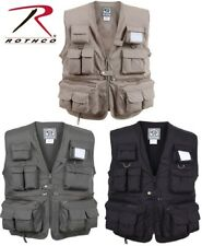 Tactical Uncle MiltysTravel Multi-Pocket Fishing & Photography Vest 7546