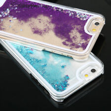 Beautiful Glitter Stars Quicksand Phone Case Cover For iPhone 4 4S 5G 5S 5C 6 6+