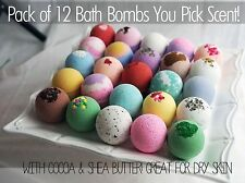 Bath Bomb 12 Pack Lot Fizzy Fizzies Lush Like You Pick Scent