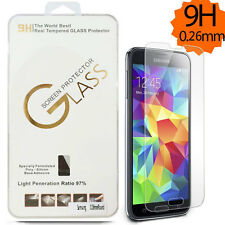 Real Tempered Glass Screen Film Protector For Samsung Galaxy S3/4/5/6 Note 2/3/4