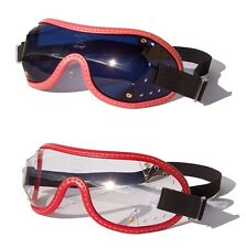 SAFTISPORT TWIN SLOT SkyDiving Freefall Parachuting Sports Goggles | Punch Vents