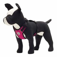 Canine Friendly Vented Vest V2 Harness For Dogs - raspberry