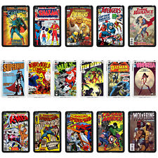 DC Marvel Comic Book Case Cover for Apple iPad Mini & Air - 09