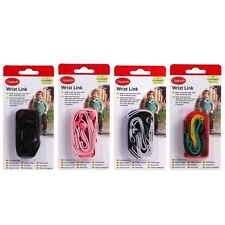 Clippasafe Baby Toddler Wrist Link Boys Girls Child Safety Wrist Strap Reins New