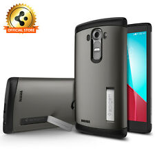 LG G4 Case Spigen® Slim Armor® [Thin & Protective Cover with Bulit-in Kickstand]
