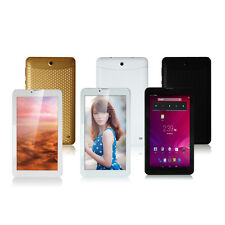 "7"" Dual SIM/Core 2G GSM Phablet Android Phone call Tablet Bluetooth GPS+ TF Card"