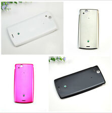New Battery door Back cover Case For Sony ERICSSON LT18i LT15i X12 Xperia Arc S