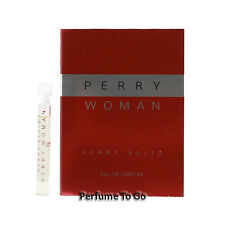 PERRY WOMAN by PERRY ELLIS for Women * NEW Fragrance EDP Travel Vial Sample