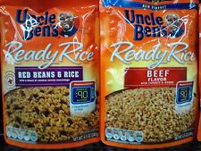 Uncle Ben's ~ Ready Rice ~ Your Choice!