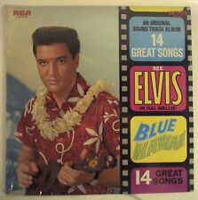 Elvis Presley: Blue Hawaii - Sealed 1970's Reissue LSP 2426