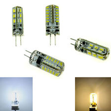 G4 3W 5W light LED Bulb lamp Chandelier 3014 SMD Warm/Nature/Cool White Silicone
