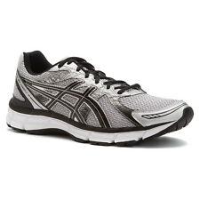 Asics GEL EXCITE 2 Mens White Black Silver Athletic Running Training Shoes