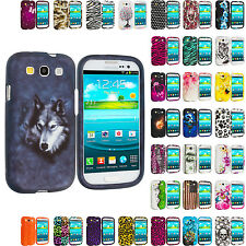 For Samsung Galaxy S3 Hard Design Snap-On Skin Case Cover Accessory