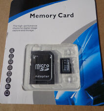 Micro SD 32GB TF Memory Card Class 10 w/ Adapter  For Smartphone Tablet  PC