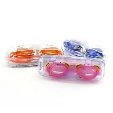 Kids Children Unisex Adjustable UV Shield Anti-Fog Summer Swim Swimming Goggles