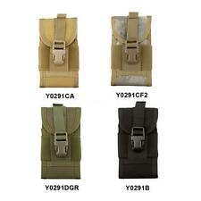 Tactical military Fanny Pouch Belt Hip Molle Waist Bag cell Phone Case Portable