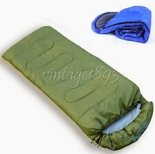 Thicken Sleeping Bag Outdoor Sports Camping Hiking Equipment Windproof Slumber