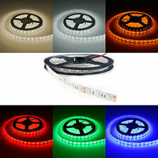 Waterproof 5M 12v Red/Blue/White/Green/Yellow 5050 Xmas LED Strip Light 300 Leds