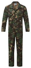 Camouflage Premium Overalls Boiler Suit Coveralls paintball hunting Workwear