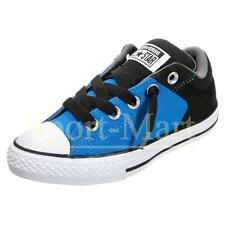 Boys Converse CT All Star Blue/Black High Street Trainers Juniors Size