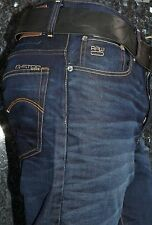 G-STAR  51002, 3301 STRAIGHT,HYDRITE DENIM,DARK AGED.GR.31-32-33-34-36-38-40