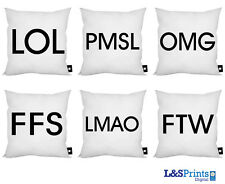 INTERNET ARGOT COUSSIN DESIGN 6 OPTIONS DISPONIBLE OMG LOL ETC