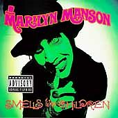 Smells Like Children [PA] by Marilyn Manson (CD, Oct-1995, Interscope (USA))