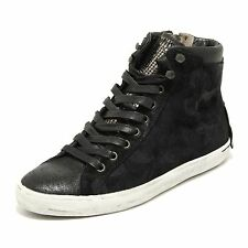 0618H sneakers donna nere CRIME scarpa scarpe donna shoes women