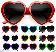 New Heart Lolita Love Vintage Retro Sunglasses Fancy dress Women Men Party