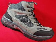 Men's ITASCA LANESBORO HIKER Gray Hiking Outdoor Casual Suede Boots Shoes New