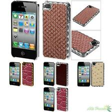 Executive Back Case Cover For APPLE iPhone 4/4S/4G Alloy Plating Protector