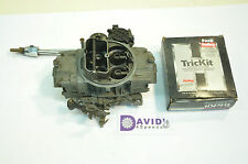 Holley 4 Barrel Carburetor LIST 3310-3 Model 4160 & Trickit Holley Trick Kit