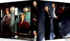 X-FILES V1 Custom Photo Album 3-Ring Binder DAVID DUCHOVNY / GILLIAN ANDERSON