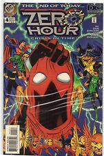 DC COMICS ZERO HOUR CRISIS IN TIME #4
