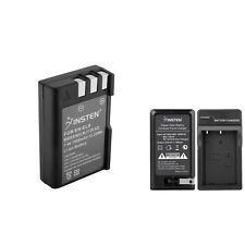 EN-EL9 Battery & Wall Car Charger For Nikon Coolpix S6400 Digital SLR D60 D5000