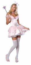 THE WIZARD OF OZ SEXY GLINDA THE GOOD SECRET WISHES ADULT WOMENS COSTUME Party